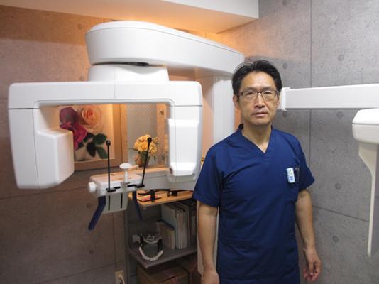 アーム型X線CT診断装置 「AUGE SOLIO」導入事例 脇本矯正歯科医院様