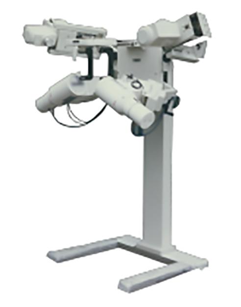 2方向TMJシネ撮影装置