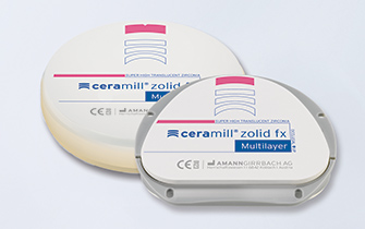 Ceramill Zolid FX multilayer