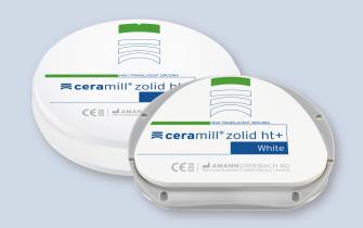 Ceramill Zolid HT+ White
