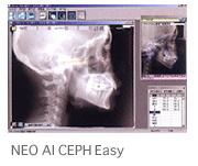 セファロ・模型分析ソフトウェア「NEO AI CEPH Easy」