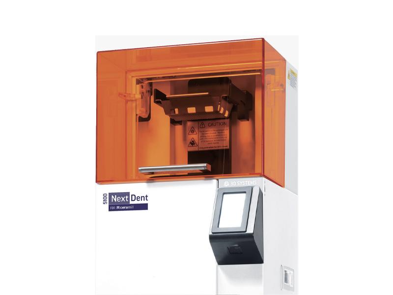 高速3Dプリンター Next Dent 5100 for Ceramill
