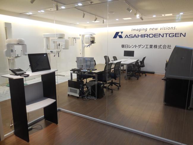 新関東営業所ショールーム